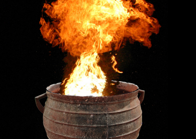 Cauldron of Fire Lyrics